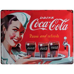 Bilde av Coca-Cola Waitress