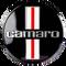 Chevy Camaro Round Small
