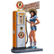 Frontier Gas Pump Girl